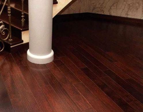 Parquet stratifie quick step largo chene blanchi travaux renovation maison - Quick step chene blanchi ...